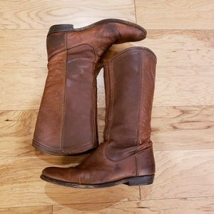 VTG Frye Melissa Boot - Made in Italy size 9